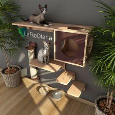 Cat House Diy, Cat Activity, Cat Condo, Cat Room, Pet Furniture, Cat Wall, Cat Tree, Pet Beds, Diy Stuffed Animals