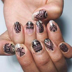 Zoé, YOU GOT PIMPED !! #ThisisVenice #NailArt #PimpMyNails...