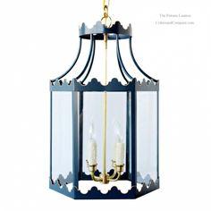 The Paloma Lantern from Coleen & Company #lighting #chic #fun #unique #lantern