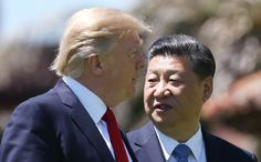 Trump slams China via Twitter: 'They do NOTHING for us with North Korea just talk'