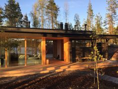 Villa K&Y @ Lake Saimaa archipelago, Savonlinna, Finland  Keywords: Sustainable, functional, contemporary, natural, ecological, timeless and four seasons.