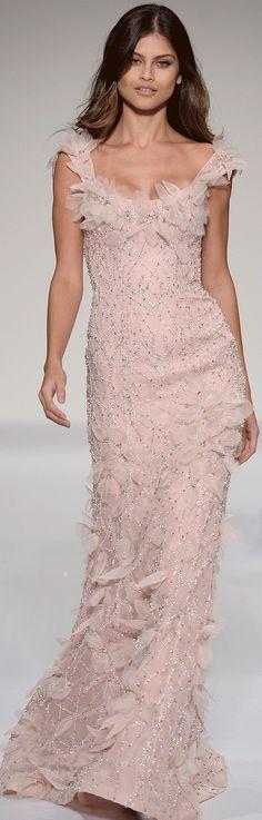 Sherri Hill NYFW Spring '18.