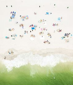 Aerial Beach Photography by Antoine Rose | MASHKULTURE
