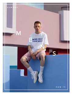 The Trotteur - Lazy Oaf Summer White Shirt Men, White Shirts, Festival Looks, How To Wear Converse, Men Street, Street Wear, Modelos Fashion, Look Retro, Grafik Design