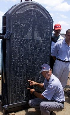.The city of Heracleion, home of the temple where Cleopatra was inaugurated…