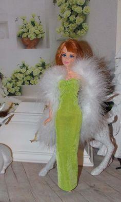 Barbie Clothes Gown