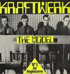 "Kraftwerk, The Model, French, Promo, Deleted, 12"" vinyl single (12 inch record / Maxi-single), Emi, SP1169, 94241"