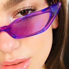 __ Cop New Rules singer s purple sunnies!Get Jessica Sunnies in purple Link in bio . Cute Sunglasses, Cat Eye Sunglasses, Sunnies, Mirrored Sunglasses, Sunglasses Women, Sunglasses Accessories, Piercings, Cat Eye Colors, Lunette Style