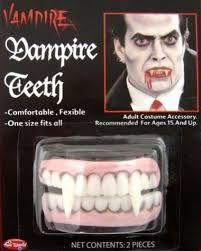"""Résultat de recherche d'images pour """"les dent de vampire"""""""