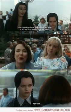 Addams Family Values (1993) | 1001 Movie Quotes