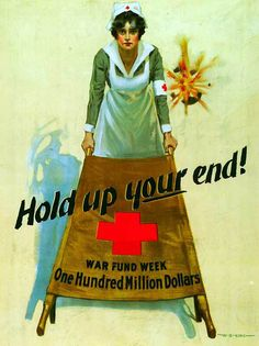 Red Cross Hold Up Your End
