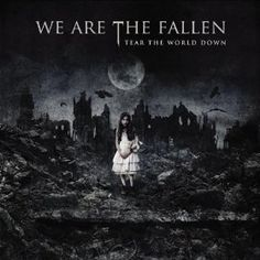 All rights reserved to the We are The Fallen band ! What's the problem if I love Evanescence and We are The Fallen both ? We have to admit that . Heavy Metal, Ben Moody, American Idol Finalists, Stephen Thomas, We Are The Fallen, Symphonic Metal, Dont Leave Me, Metal Albums, Evanescence