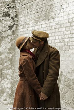 The final goodby kiss