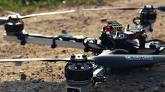 Imagine this insanely fast drone hunting you down