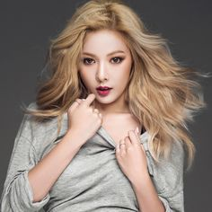 HyunA Renews Contract with Cube Entertainment | Koogle TV