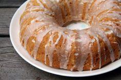 Whole-Orange Bundt Cake #dessert #recipe #summer #citrus