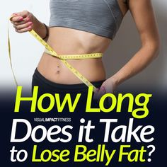 For most people, losing belly fat takes 2-3 times longer than expected.... especially if you are middle-aged or beyond. A lot of my close friends are in their mid-to-late 40's. Back in college... We could lose fat and get ready for summer by simply adding in a bit of cardio and cutting calories for 3-6 months before summer. If you are in your mid 30's and beyond? You almost have to think in terms of 1-2 years to reach your ideal physique. Weight Loss Chart, Weight Loss Calculator, Weight Loss Meal Plan, Weight Loss Tips, Lose Fat, Lose Belly Fat, Lose Weight, Body Motivation, Weight Loss Motivation