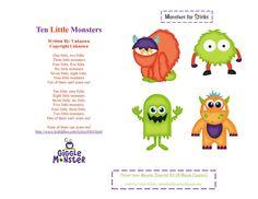 Preschool Printables: Freebie (HAS 44 PRINTABLES)