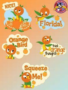 Disney Orange Bird pins, LE 1000 each Disney Fantasy Cruise, Run Disney, Disney Diy, Disney Dream, Disney Style, Disney Love, Disney Mickey, Disney Parks, Walt Disney
