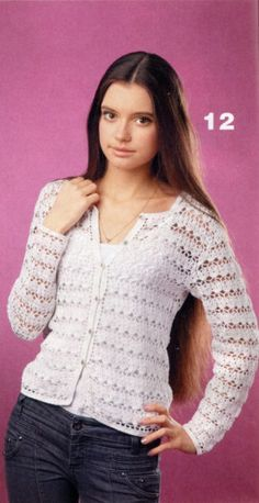 Lace and crochet tops