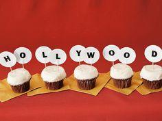 Oscar Party Cupcakes (foodnetwork.com)