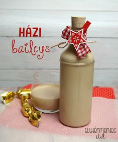 Welcome Drink, December 22, Baileys, Xmas, Christmas, Food And Drink, Presents, Drinks, Advent