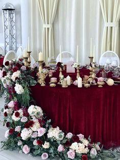 117 Best Burgundy Wedding Decor Images In 2019 Burgundy Wedding