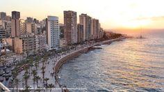 Billet d'avion pas cher pour Beyrouth au Liban, réserver un vol aller retour…