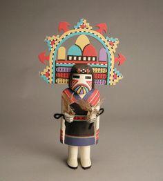 Hopi Kachina Doll (Modern)