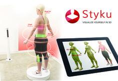 Llega #Styku de la mano de Rocfit. Aumenta la fidelización de tus clientes con la medición en 3D.