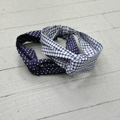 Envie de vous mettre à la couture avec un DIY facile? On a trouvé le headband de l'été, aussi facile à coudre qu'à porter!