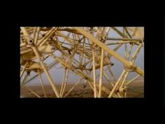 Strandbeest – Kinetic Animal Sculptures by Theo Jansen - Amazing Art Work | jebiga |