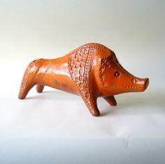 Aldo Londi wild boar for Bitossi