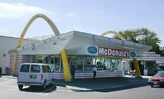 McFAMOUS! Another Great American business story. Ray Kroc, a hamburger, a shake, a dream..