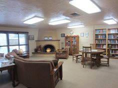Leisure Village Camarillo - Library - http://www.ILoveLeisureVillage.com