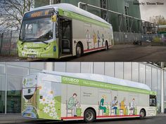 Slideshow : Bus powered by food and human waste! - Bio-Bus: UK's new bus is powered by food and human waste! - The Economic Times
