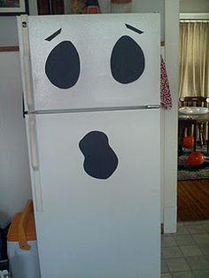 Refrigerator ghost