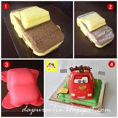 cars 3d cake | Recent Photos The Commons Getty Collection Galleries World Map App ...