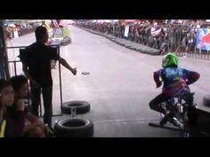 Drag Bike - Yamaha Fizr Gagal