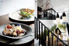 한 폭의 그림 같은 요리 있는 한식 레스토랑, 시화담 - JoinsMSN 라이프