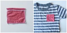 Customize your kids back to school outfits with Merrick White's guide to t-shirt sewing