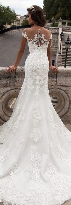 Milla Nova 2016 Bridal Collection - Adalia