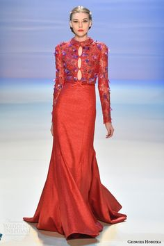 Georges Hobeika Fall/Winter 2014-2015 Couture Collection | Pinkous