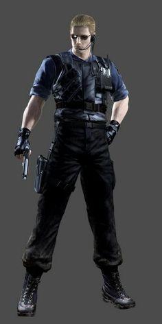 Albert Wesker & albert wesker pics | Resident Evil 5 Albert Wesker | S.T.A.R.S. ...