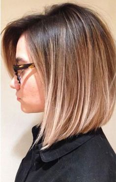 İnverted Bob, Ombre, Highl