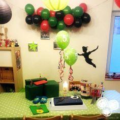 Peter Pan Geburtstagstisch Peter Pan Party, Kids, 5th Birthday, Birthday Celebrations, Decorating, Young Children, Boys, Children, Kid