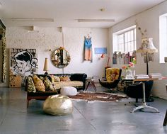 i don't think it's possible for me to love a single room any  more than i love this one.