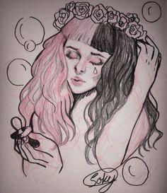 Melanie Martinez  by Easoka.deviantart.com on @DeviantArt