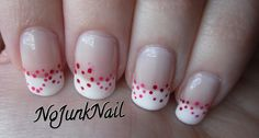 Design Nail Happy Valentine Day | Happy Valentine's Day and beginning of Spring Challenge
