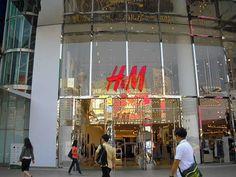 Lot 10 mit H&M, Kuala Lumpur shopping, Bukit Bintang